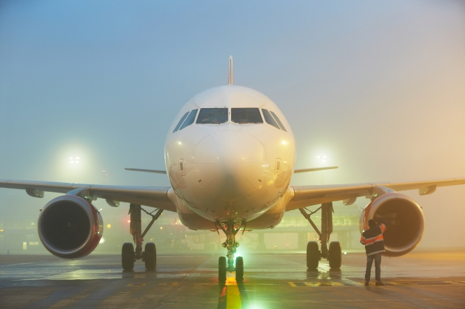 aircraft-in-fog