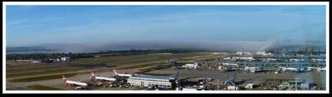 Fog at Heathrow October 2014