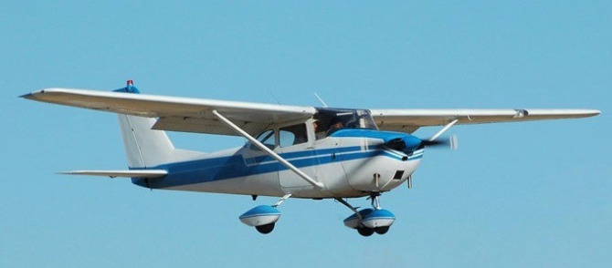 GA plane